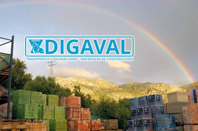 Arcoiris sobre Digaval