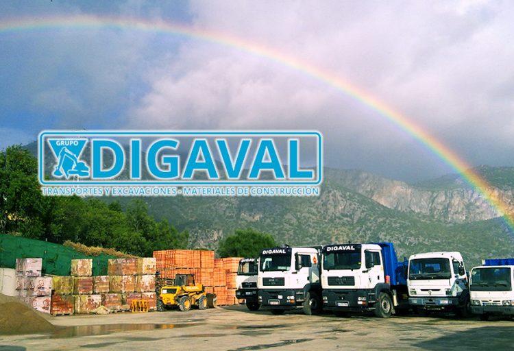 Digaval cuenta con una flota de vehículos aptos para todo tipo de tareas.