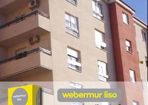 Webermur Liso