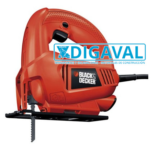 Sierra vaiven black&decker ks-501