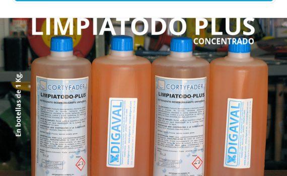 Limpiatodo Plus, de Cortyfader