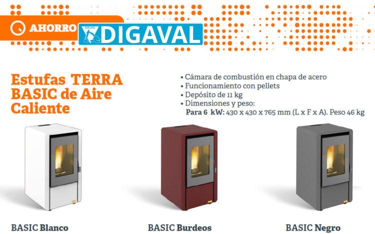 Estufas Terra Basic